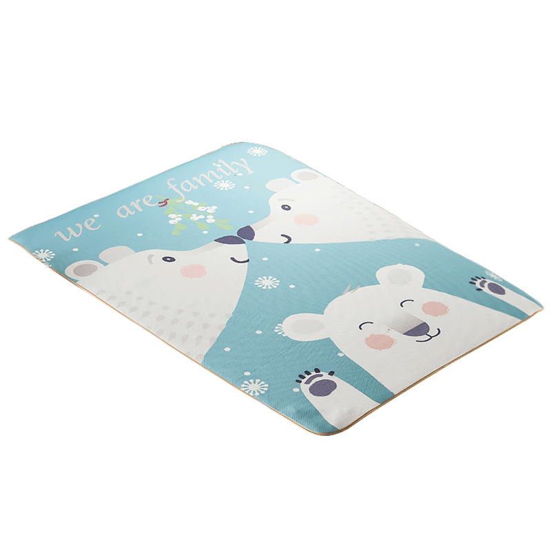 Soft Waterproof Diaper Baby Pad